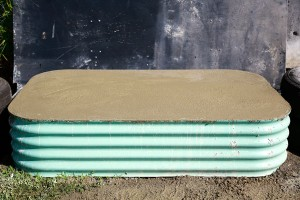 Chicken Manure Tea Slab
